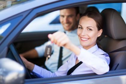 bilnøgler til en glad køber
