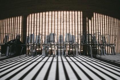 opbevaring af stole