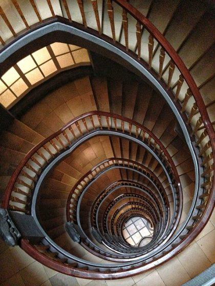 vindel trappe